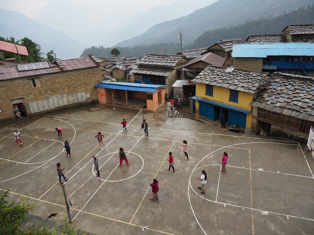 Short trek in Nepal - Mohare Donda trek Tikot village 4