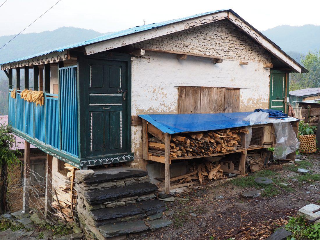 Short trek in Nepal - Mohare Donda trek Tikot village 5