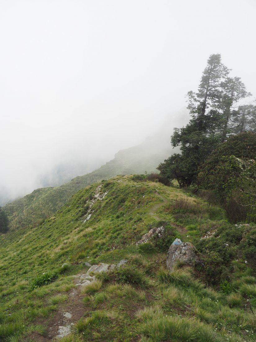 Short trek in Nepal - Mohare Donda trek
