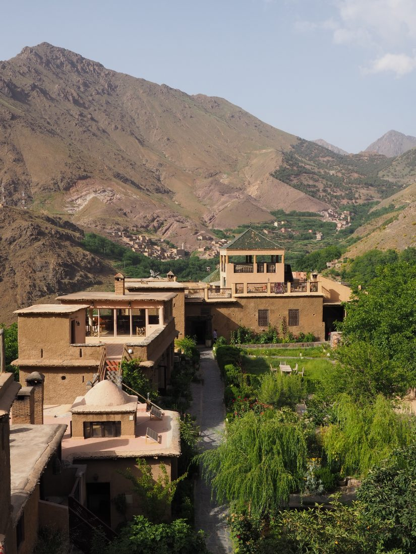 Sustainable and luxury hotel in the Atlas mountains - Kasbah du Toubkal - Review 6