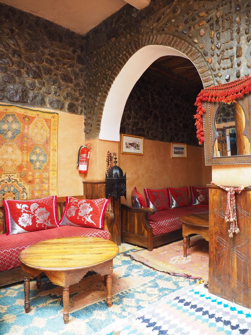 Sustainable and luxury hotel in the Atlas mountains - Kasbah du Toubkal - Review 4
