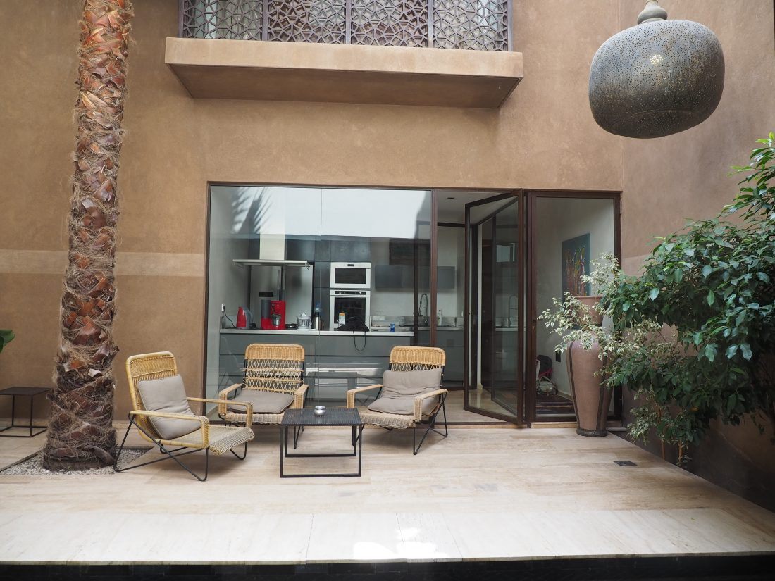 holiday luxury Riad in Marrakech 2