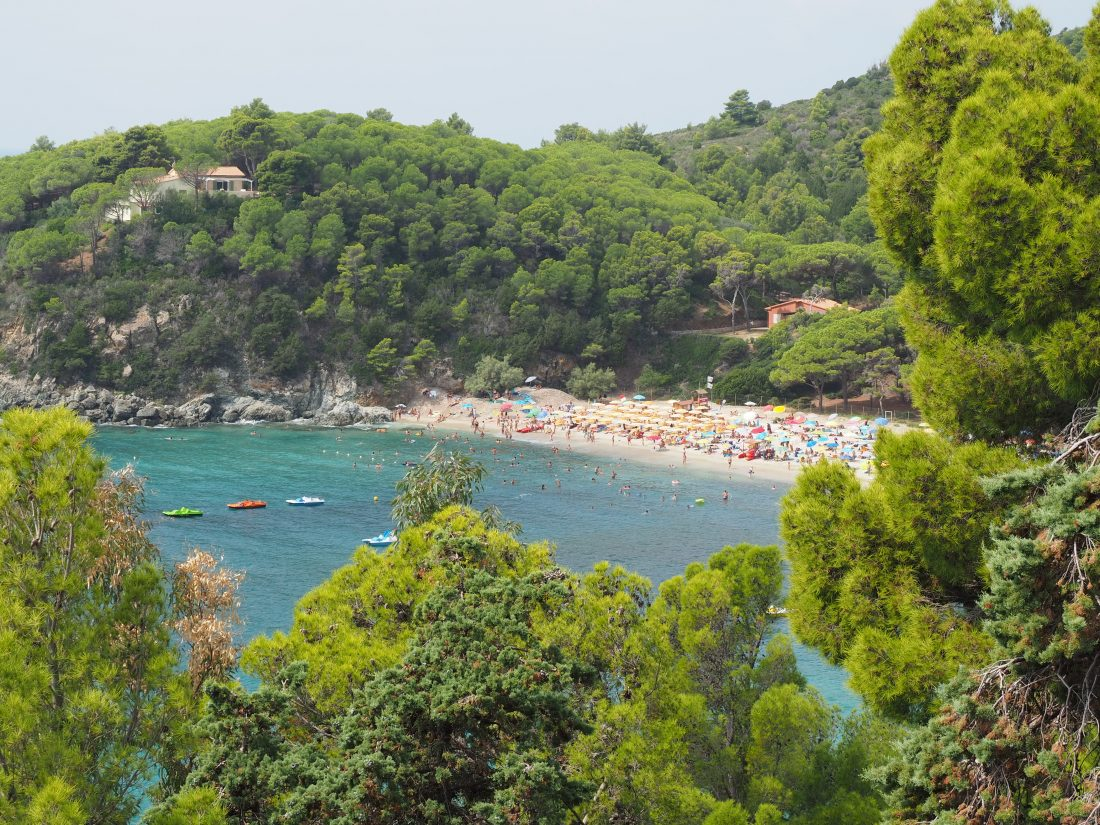 Holidays Elba Island Tips Best beach Fortevaia
