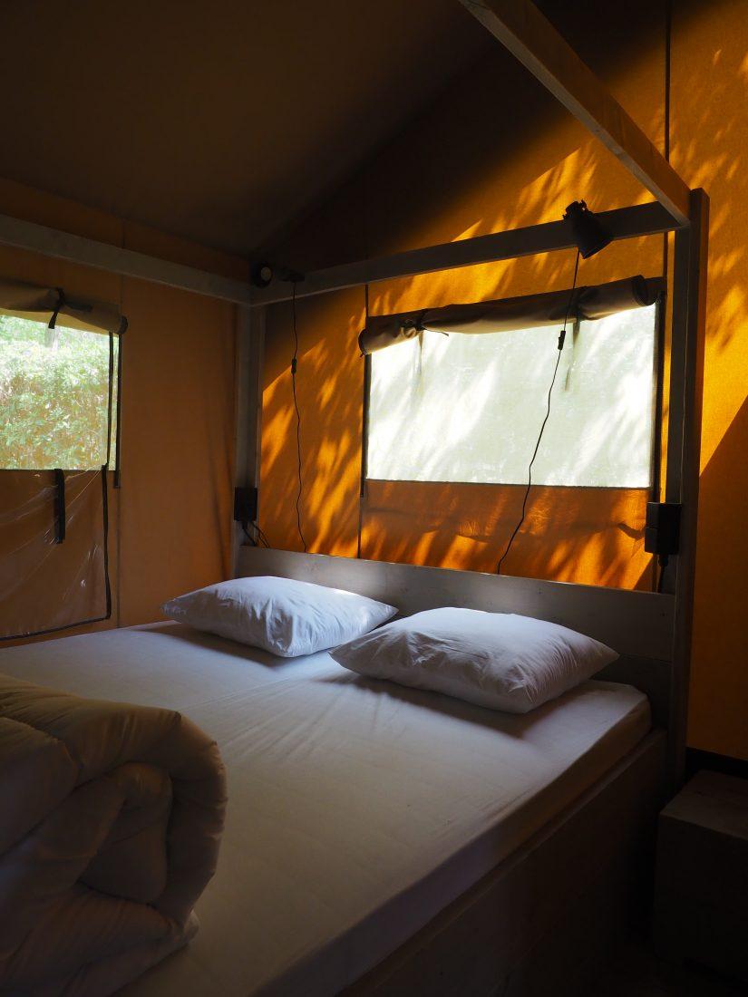 Holidays Elba Island Tips Villa tent camping