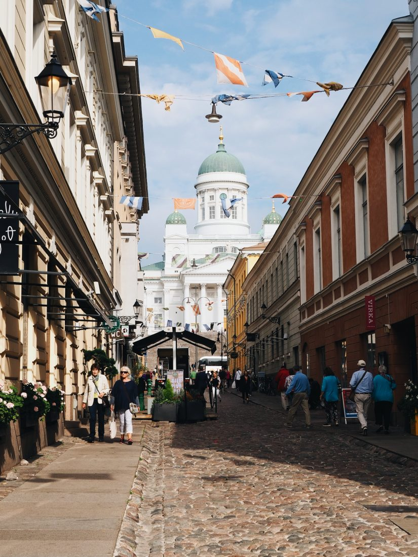 Layover in Helsinki with Finnair – 1 day in Helsinki