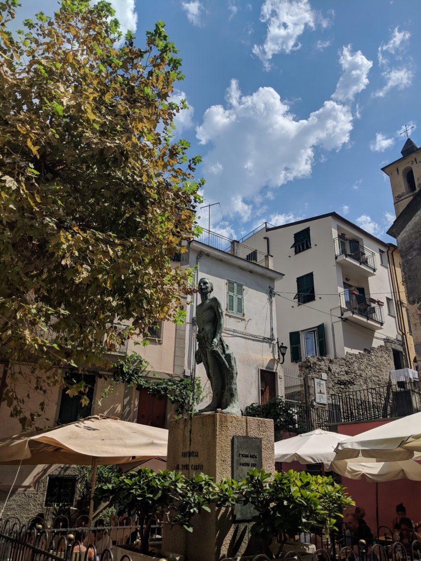 One day in Cinque Terre Pictures Corniglia