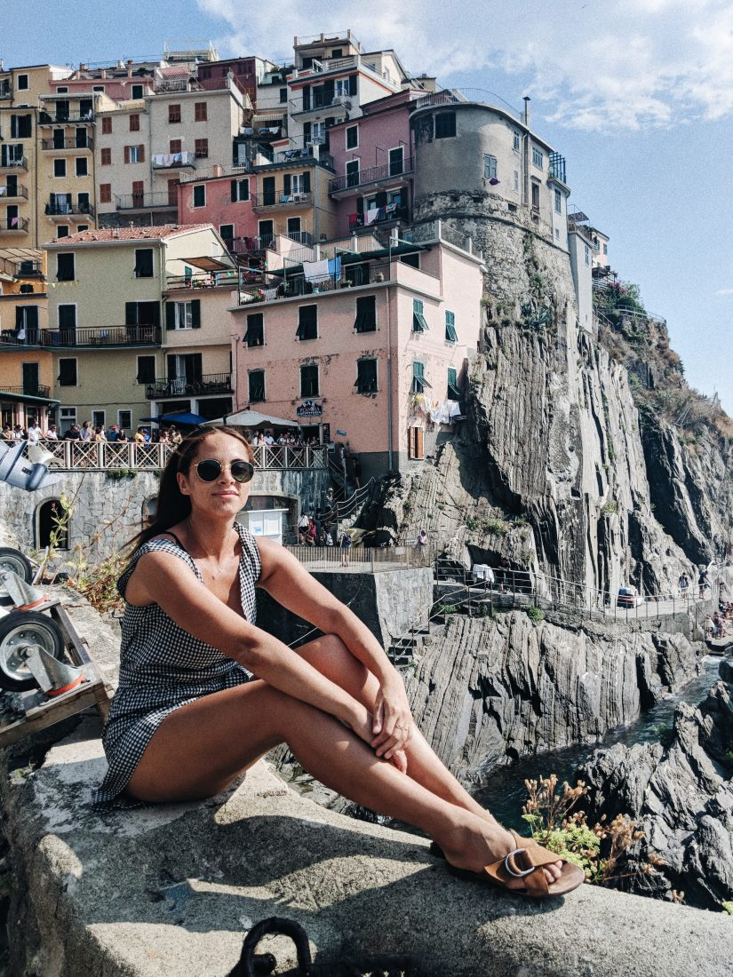 One day in Cinque Terre – Pictures and all you need to know before going