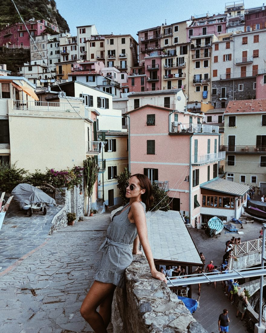 One day in Cinque Terre Pictures Manarola travel blog