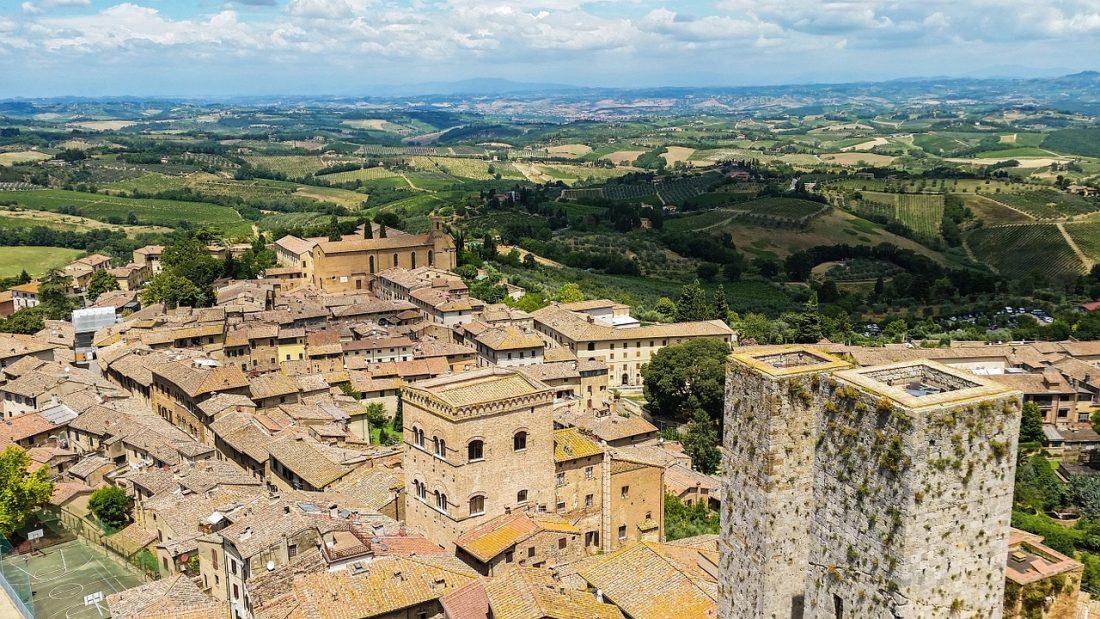 Tuscany Roadtrip San Gimignano