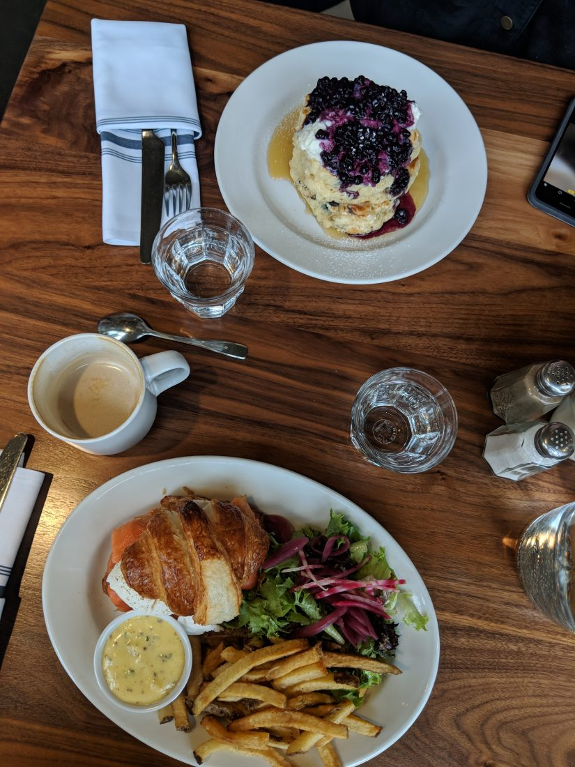 3 days in Toronto - Cool things to do in Toronto - cool restaurant in Toronto brunch Mildreds
