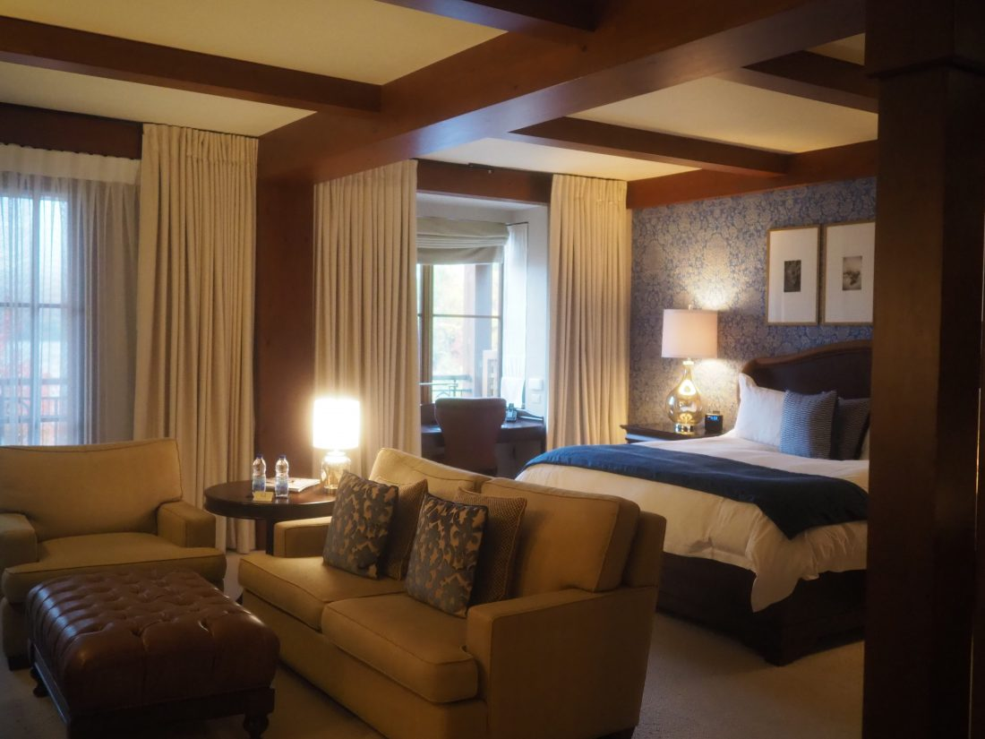 Hotel Quintessence Mont Tremblant 2
