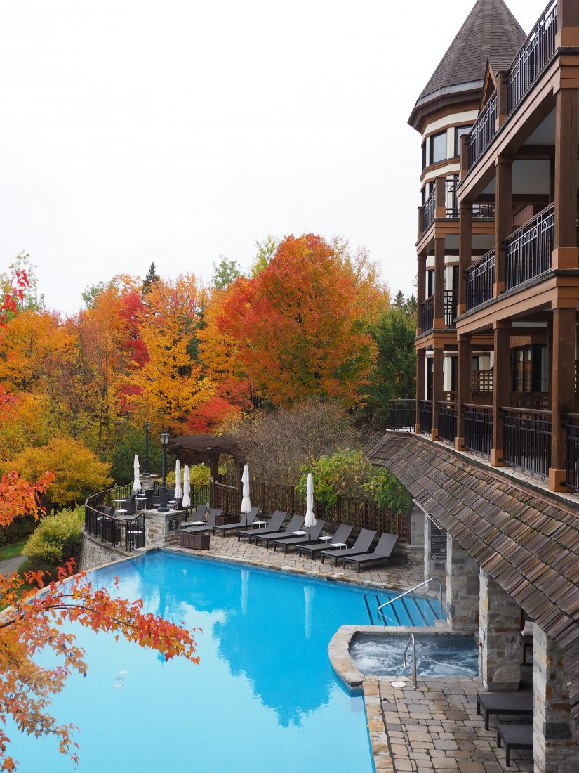 Hotel Quintessence Mont Tremblant 9