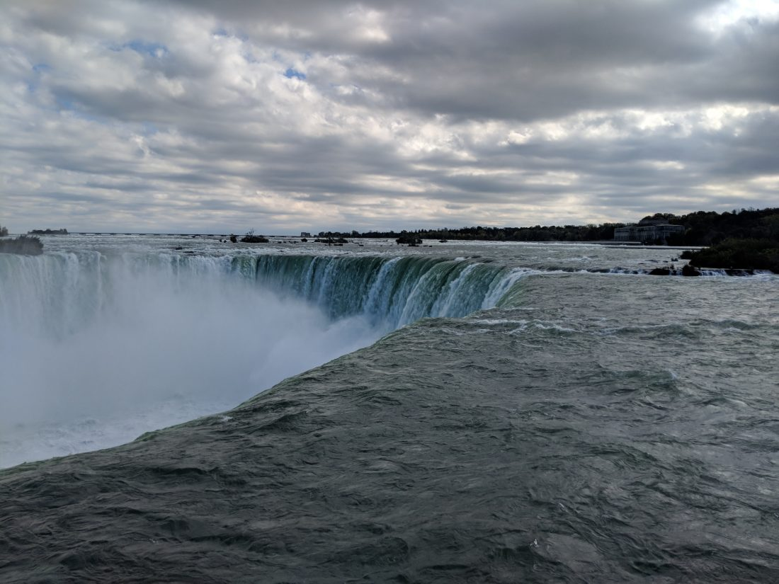 Niagara Falls trip from Toronto - How to see the Niagara Falls 2