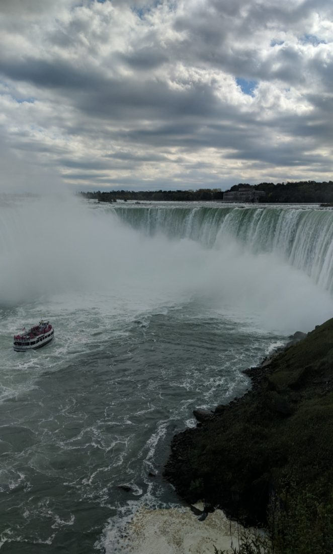 Niagara Falls trip from Toronto - How to see the Niagara Falls 3