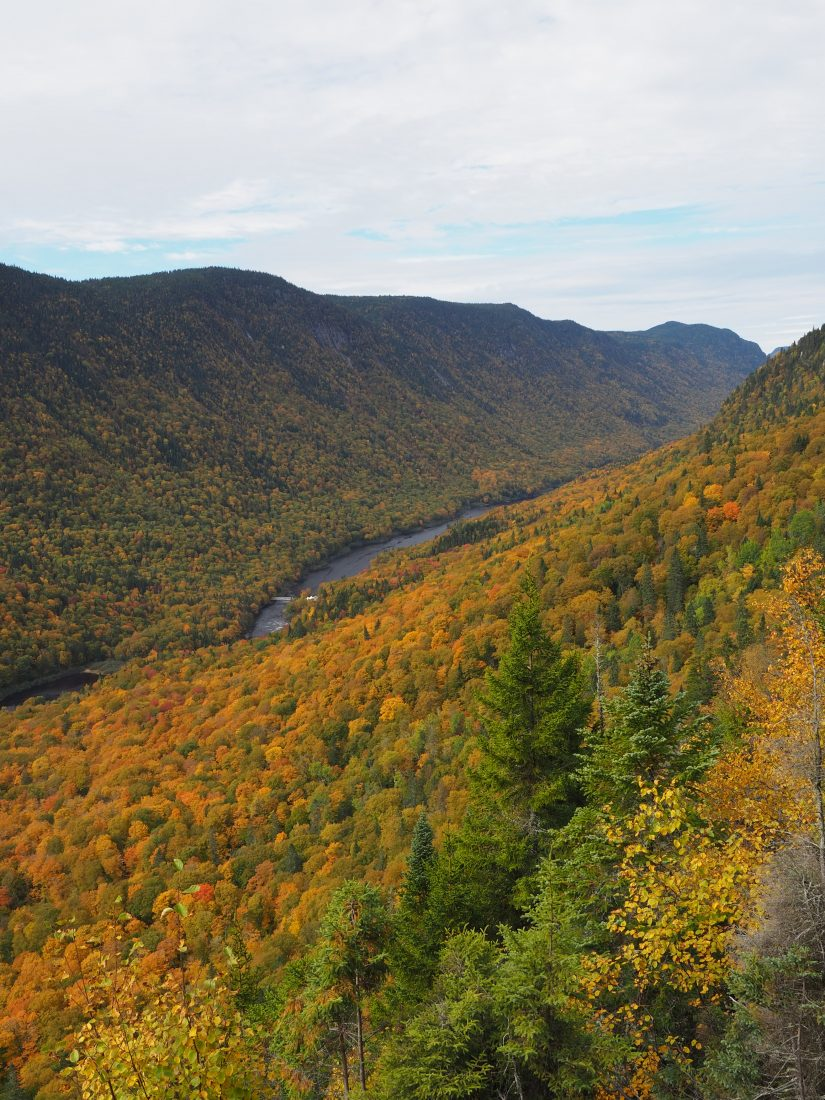 Quebec Roadtrip - Eastern Canada road trip itinerary jacques cartier national park 3