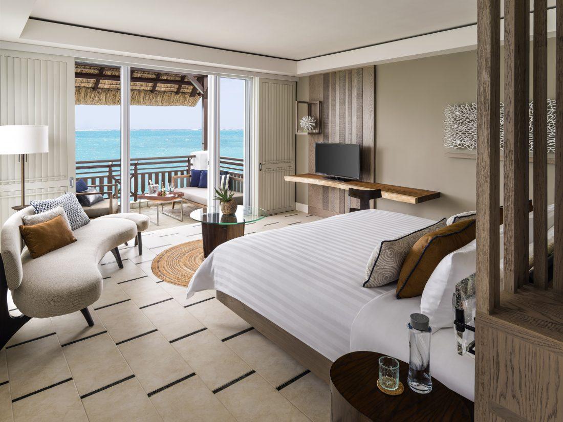 Shangri-La's Le Touessrok Resort and Spa, Mauritius_Frangipani Junior Suite Oceanview