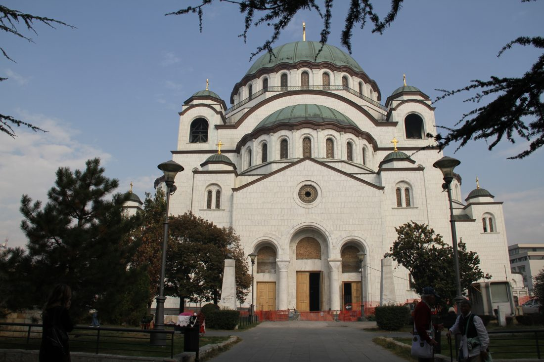 Weekend in Belgrade Church of Saint Sava (3)