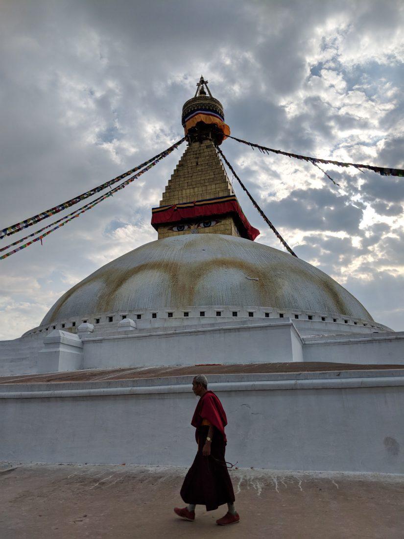 Kathmandu Sightseeing Places to visit in Kathmandu Nepal Boudhanath stupa