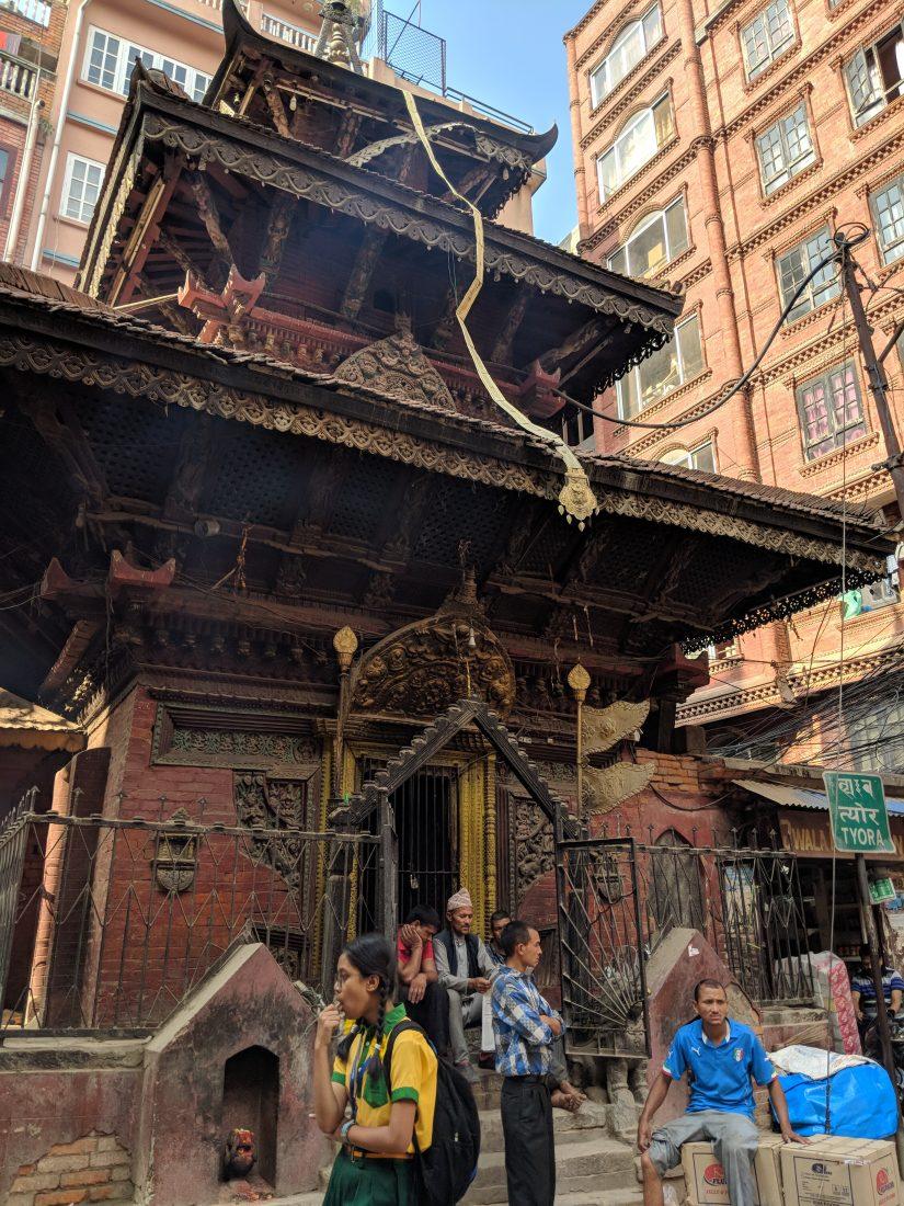 Kathmandu Sightseeing Places to visit in Kathmandu Nepal old town 1