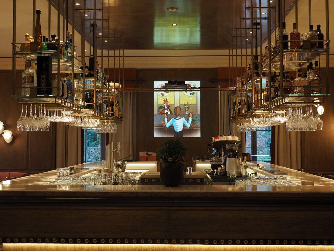 Brenners park hotel restaurant Fritz Felix Baden Baden