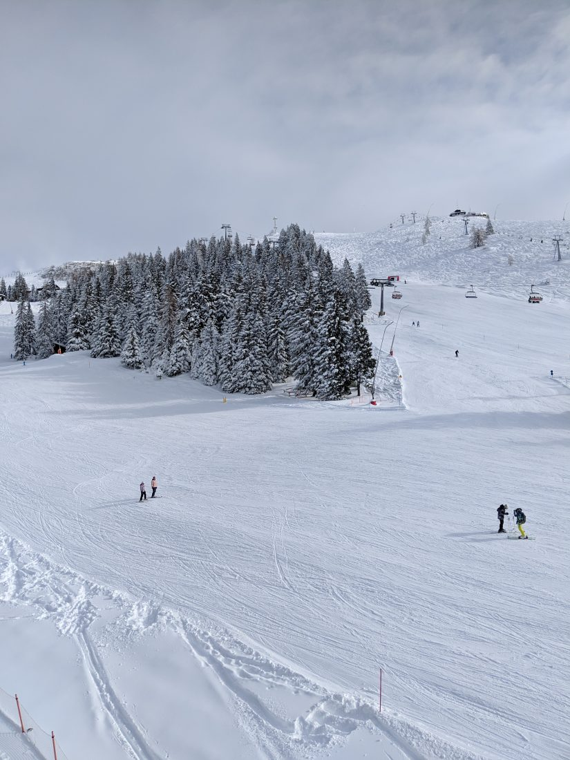 Skiing in the Balkans Slovenia's affordable ski resort Krvavec ski resort 3