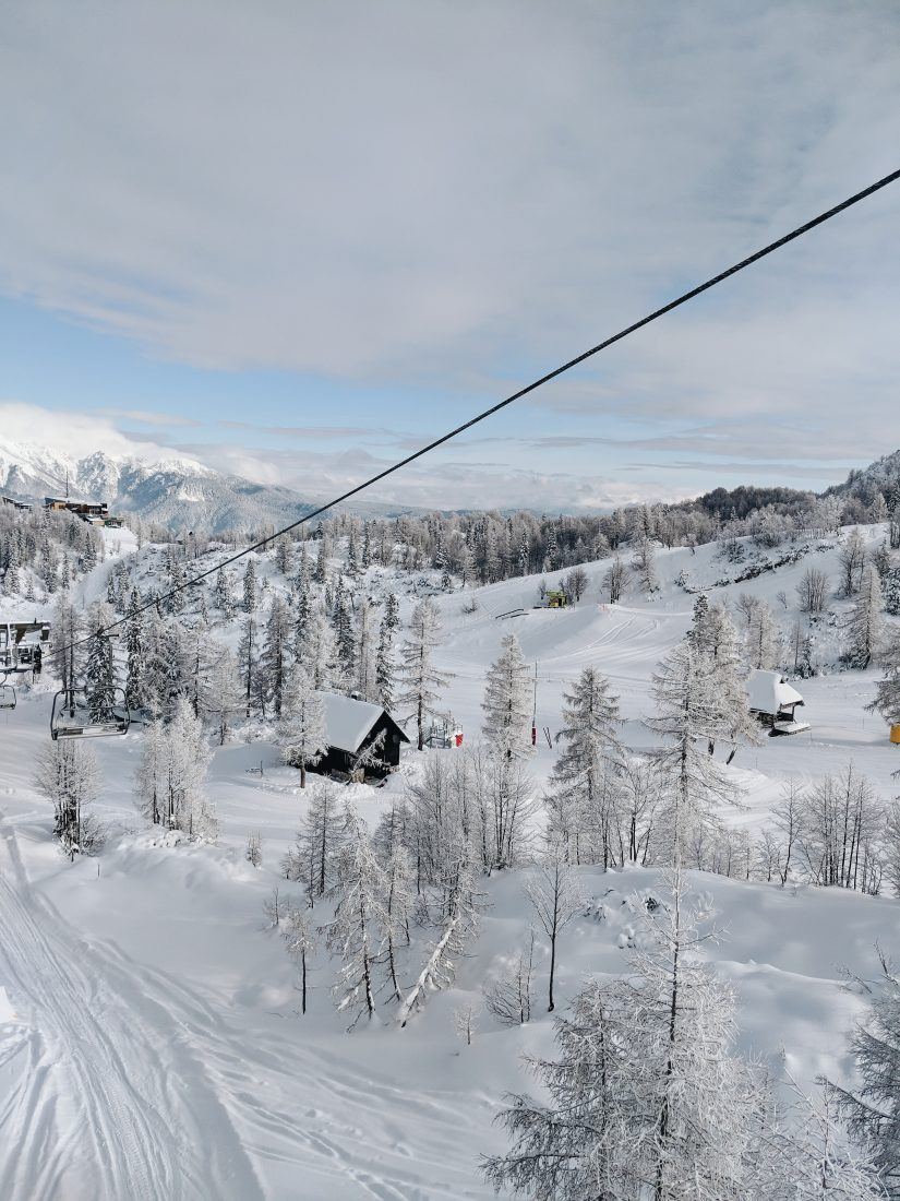 Skiing in the Balkans Slovenia's affordable ski resort Vogel