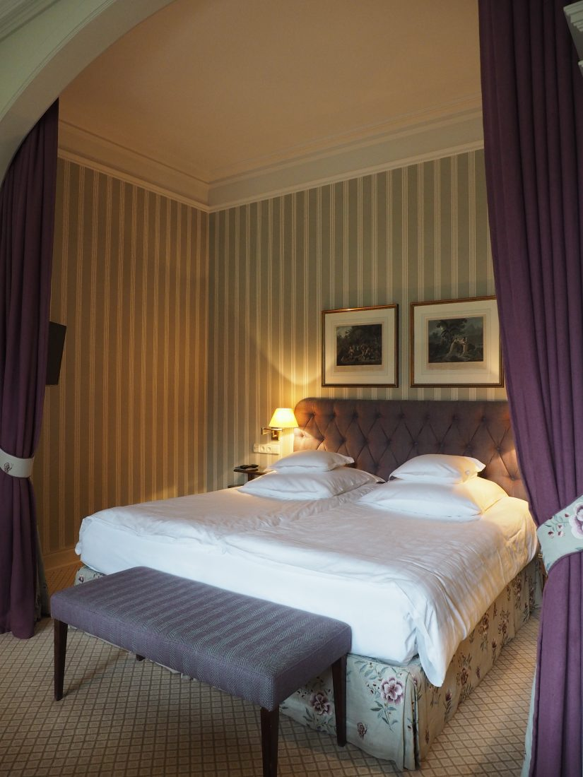 review brenners park hotel
