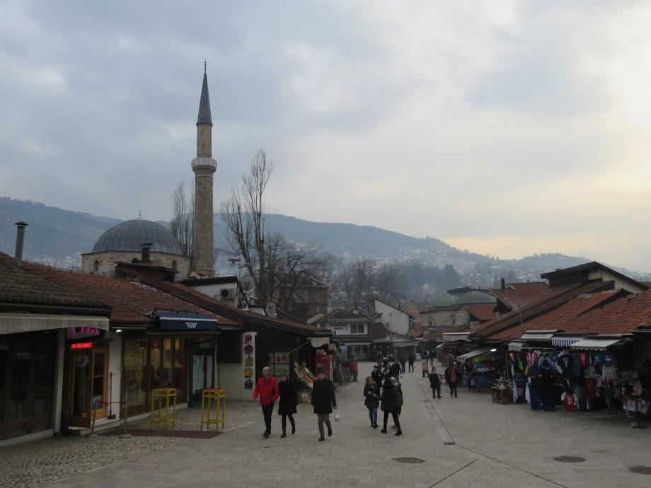micro trips Europe Sarajevo