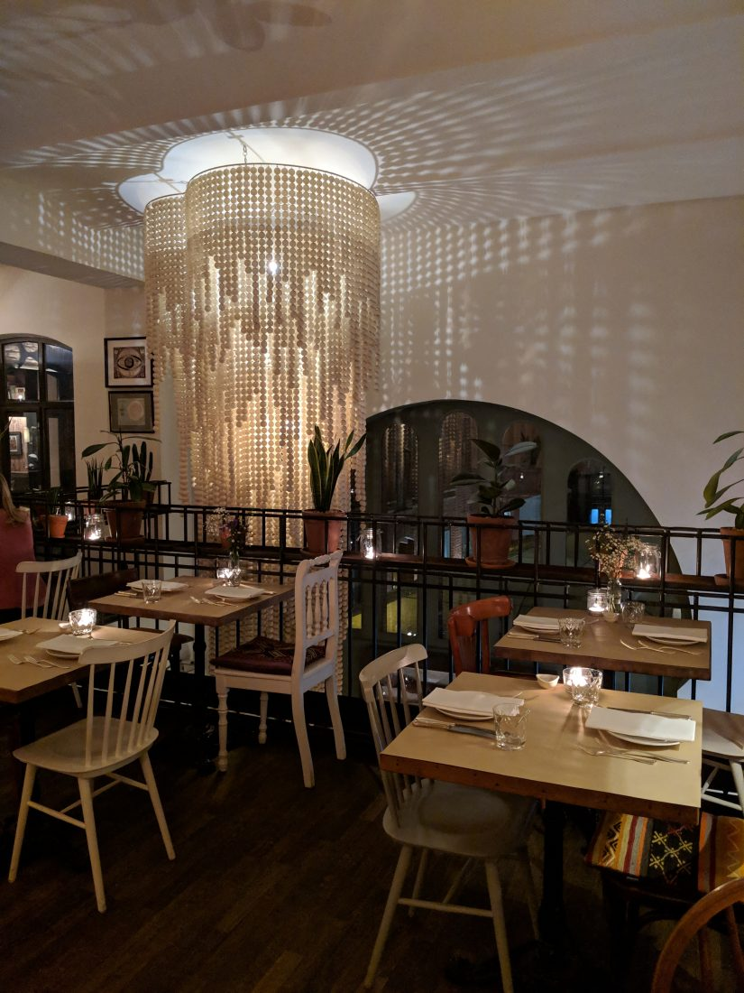 Katz Orange Berlin – Fancy dining and regional kitchen