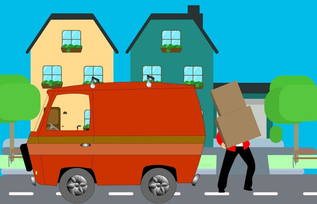The best service for your moving day!
