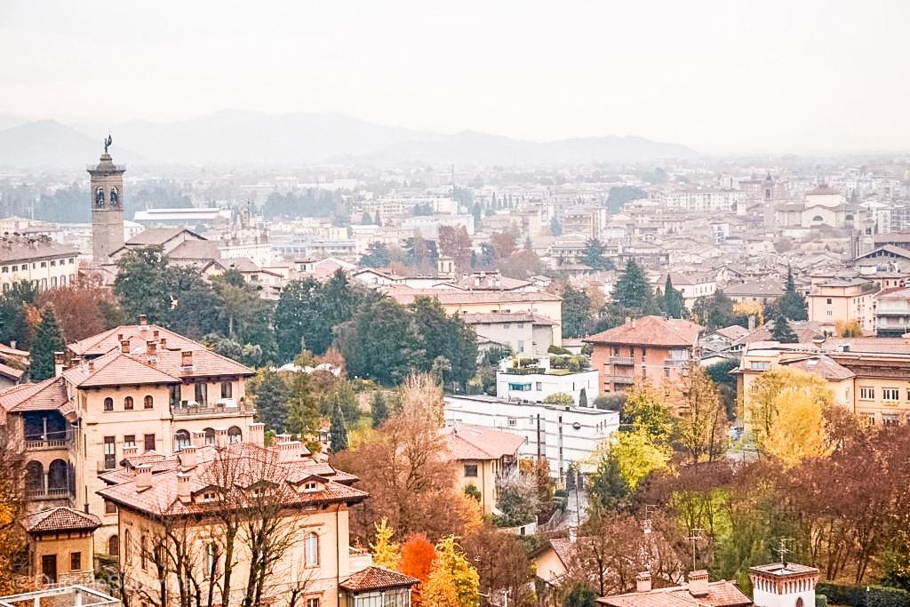 Europe micro trip Bergamo
