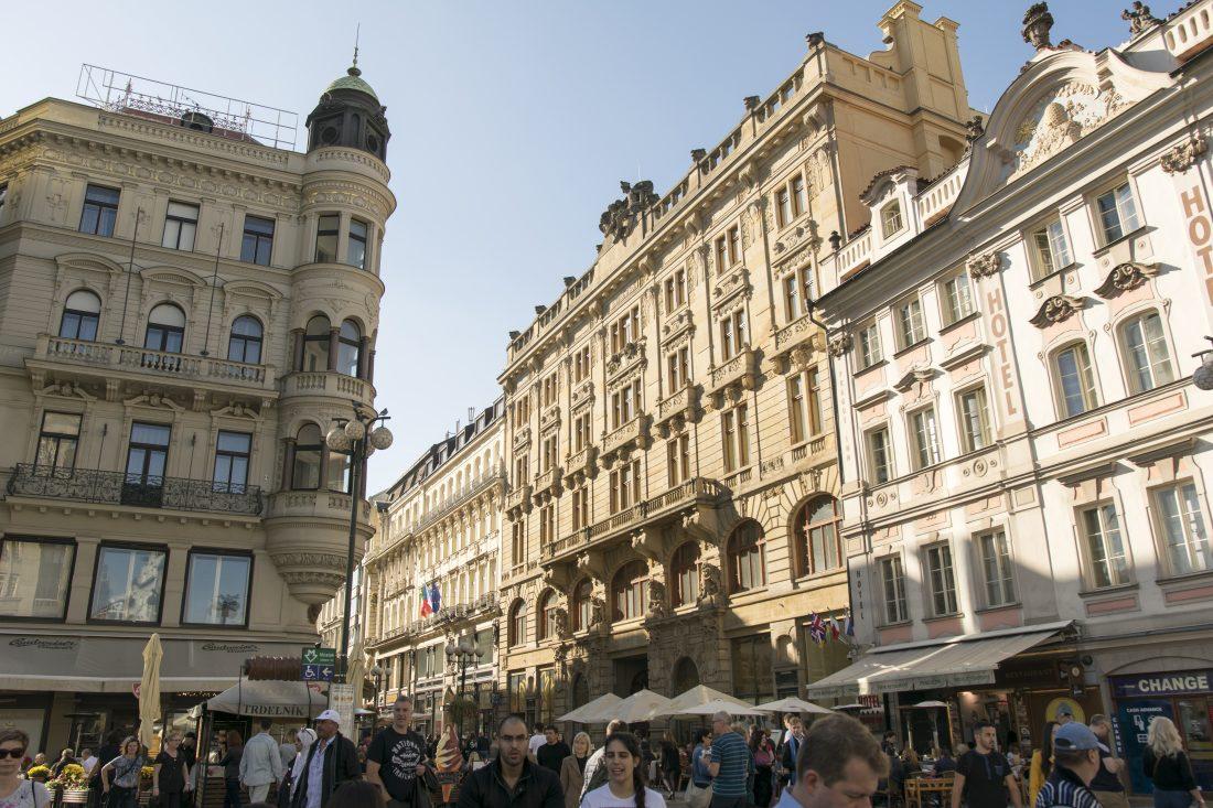 Micro trips Europe Prague