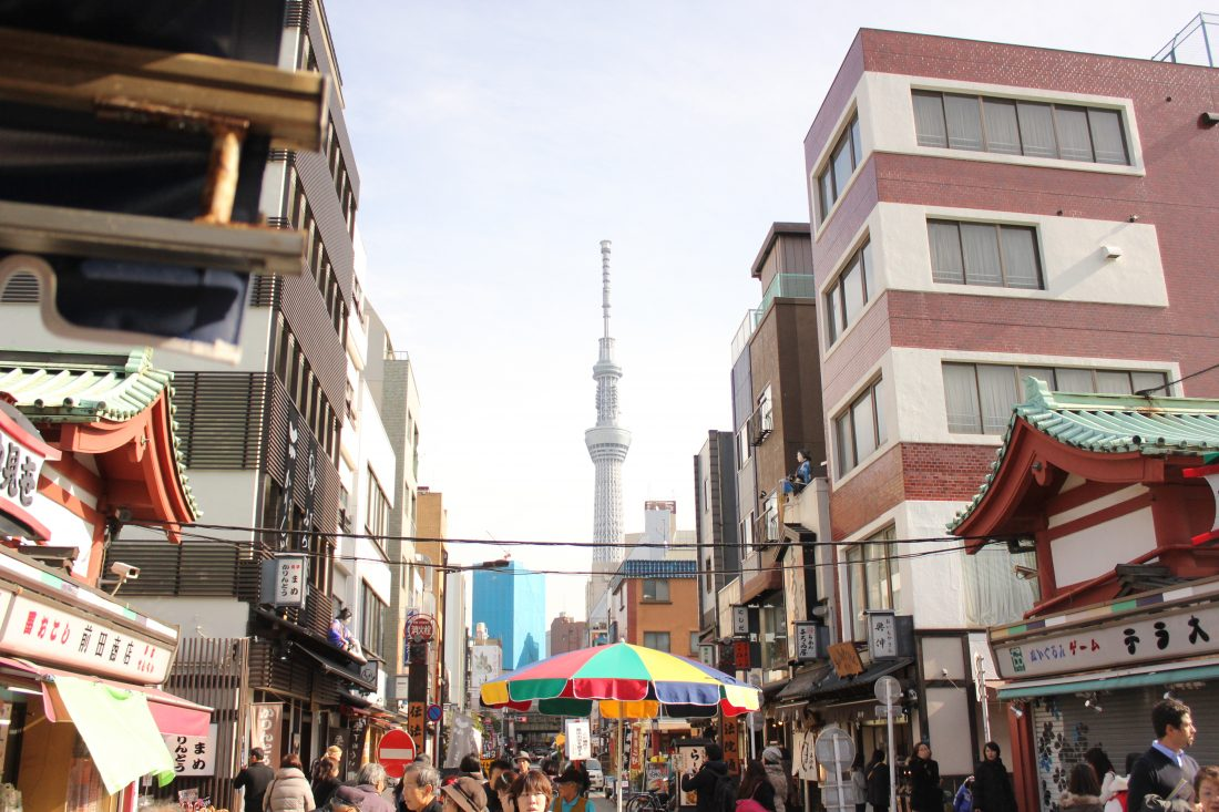 7 days in Tokyo itinerary Tokyo Sky tree