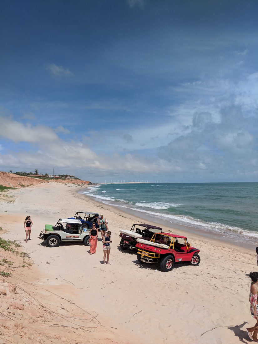 Canoa Quebrada Buggy ride