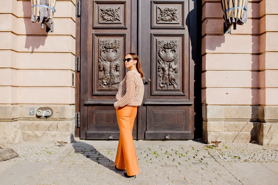 Amandine German fashion blogger