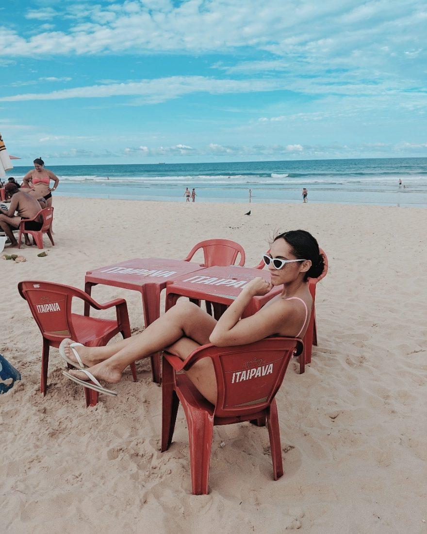 Best beaches in Fortaleza - Praia Futuro Fortaleza
