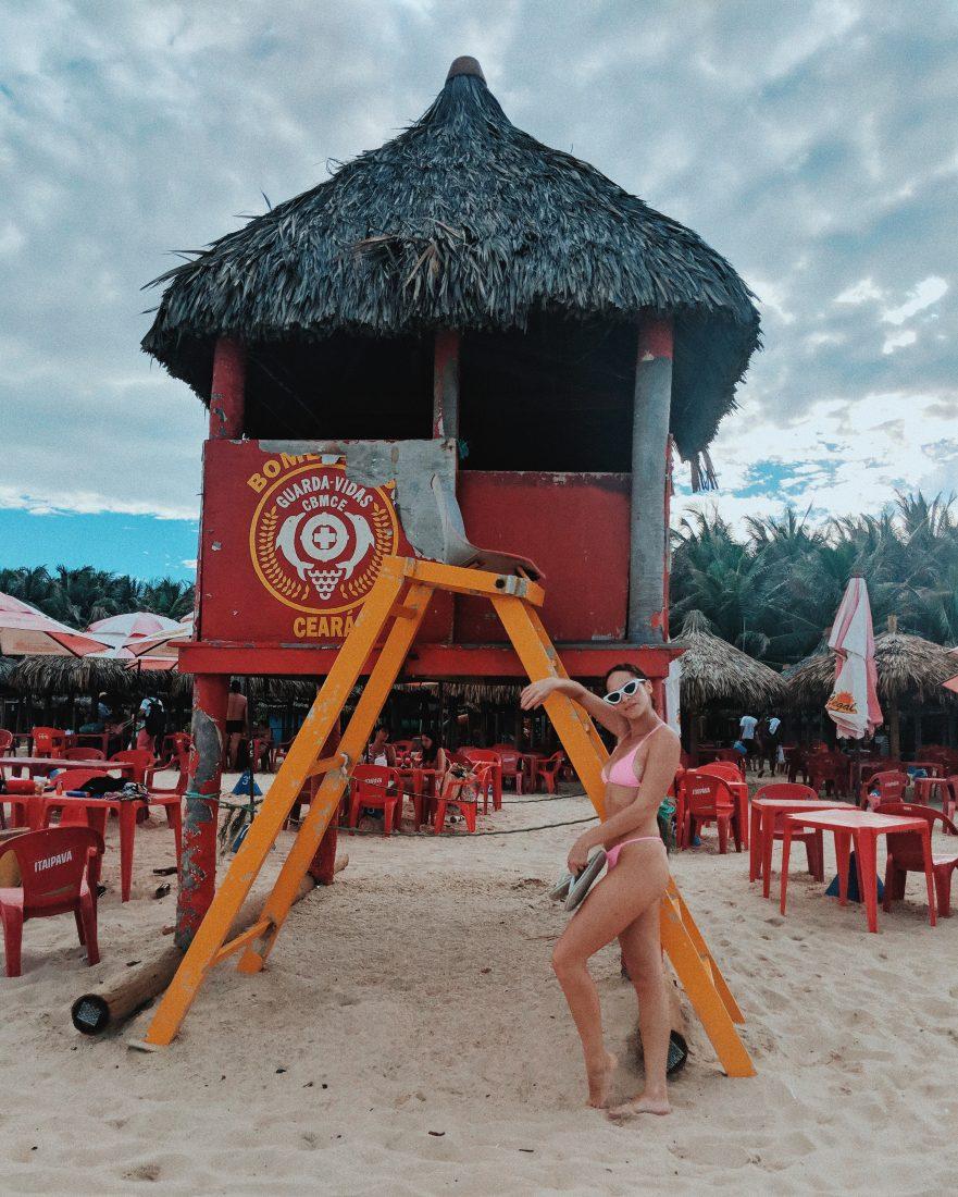 Best beaches in Fortaleza Praia Futuro Fortaleza