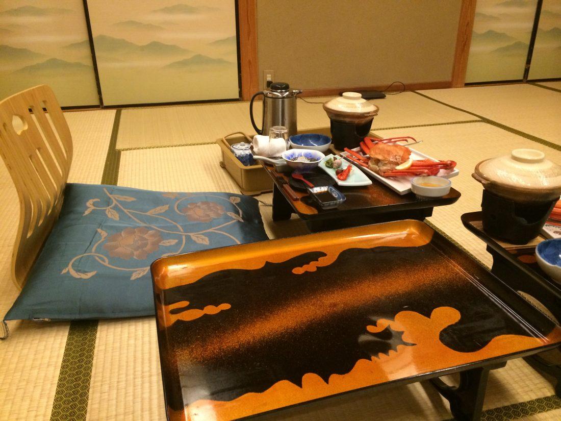 Unique accommodation in Tokyo Ryokan