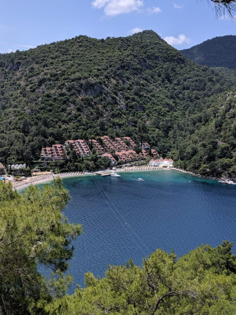 review Hillside beach club Fethiye Turkey 1