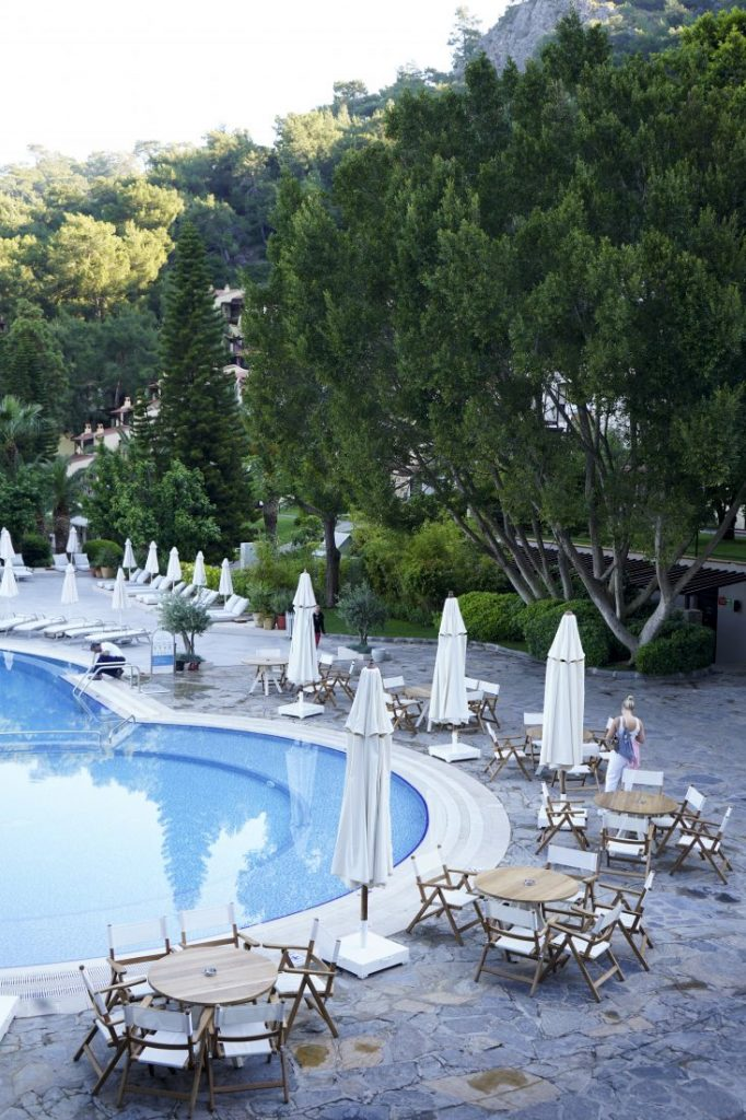 review Hillside beach club Fethiye Turkey Pool 2