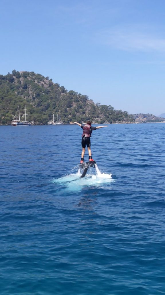 review Hillside beach club Fethiye Turkey water sports
