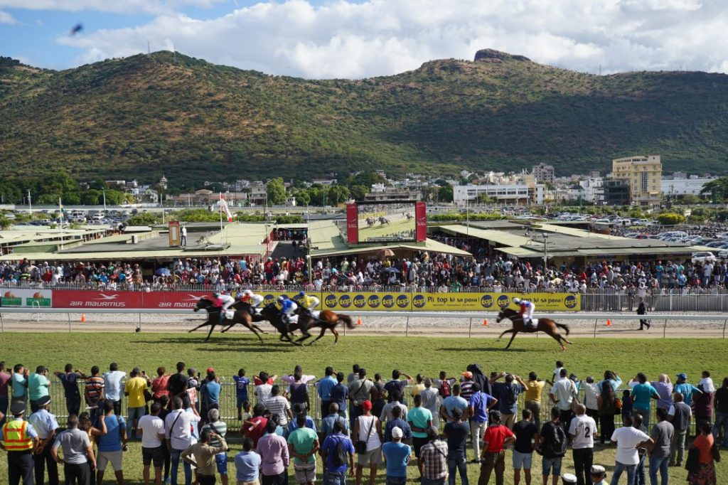 Itinerary Mauritius Champs de Mars horse race