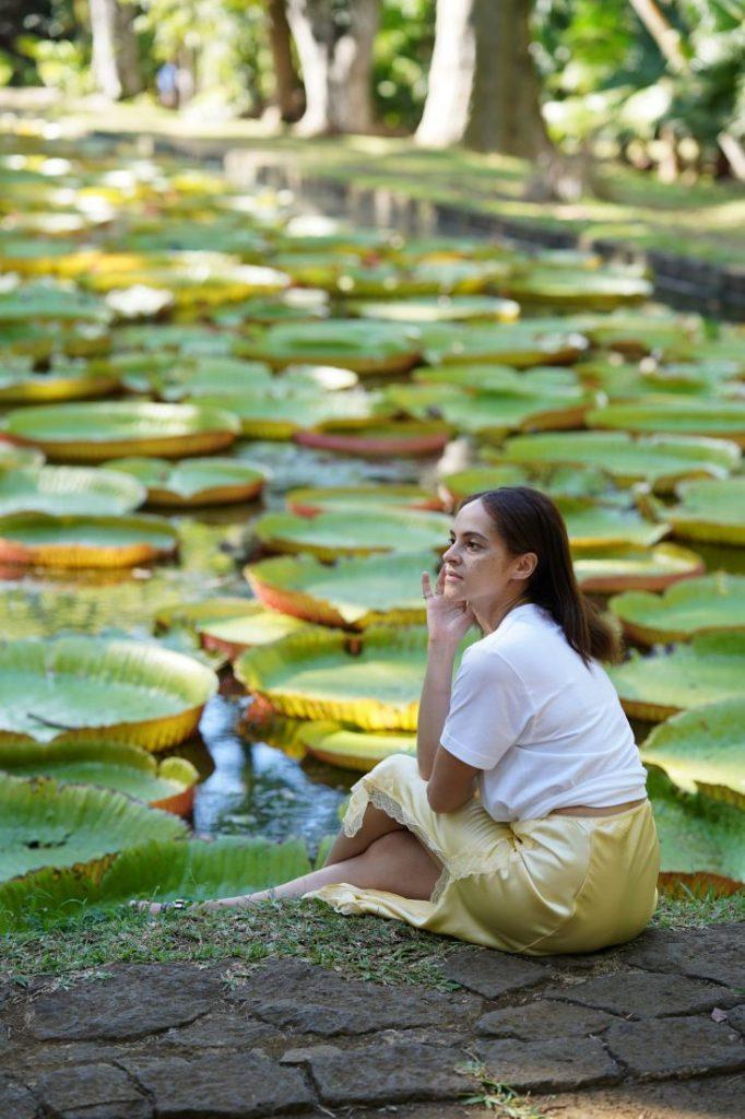 Itinerary Mauritius Pamplemousse garden 1
