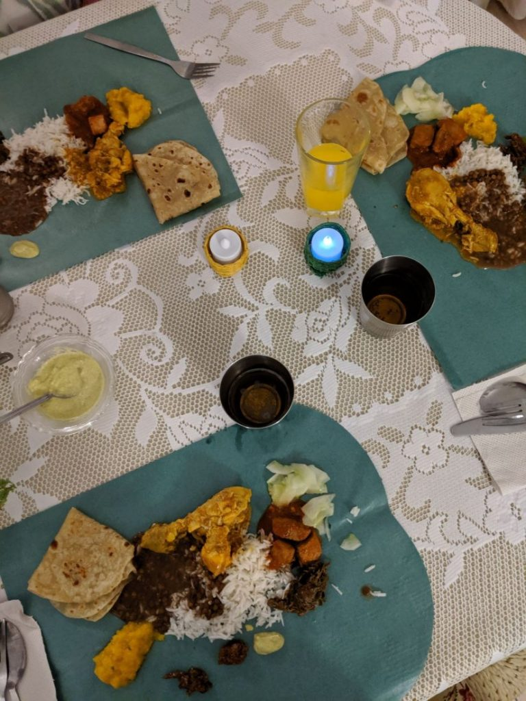Otentik experience local dinner