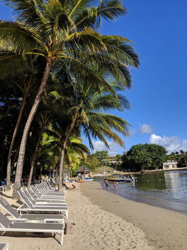 Ravenala Attitude hotel Mauritius beach