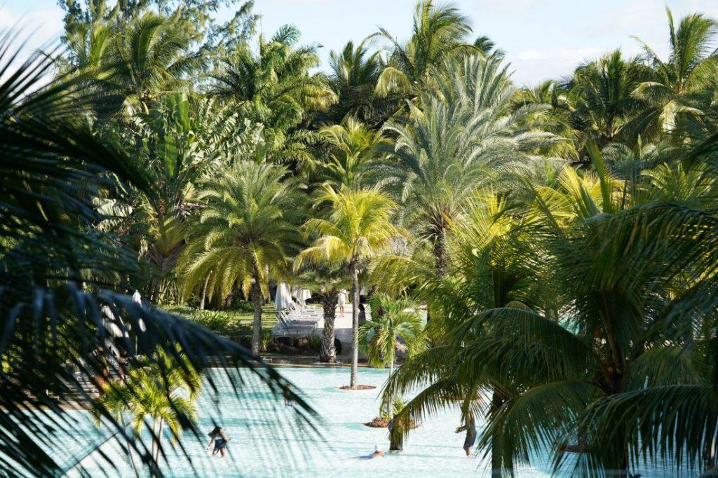 Ravenala hotel pool