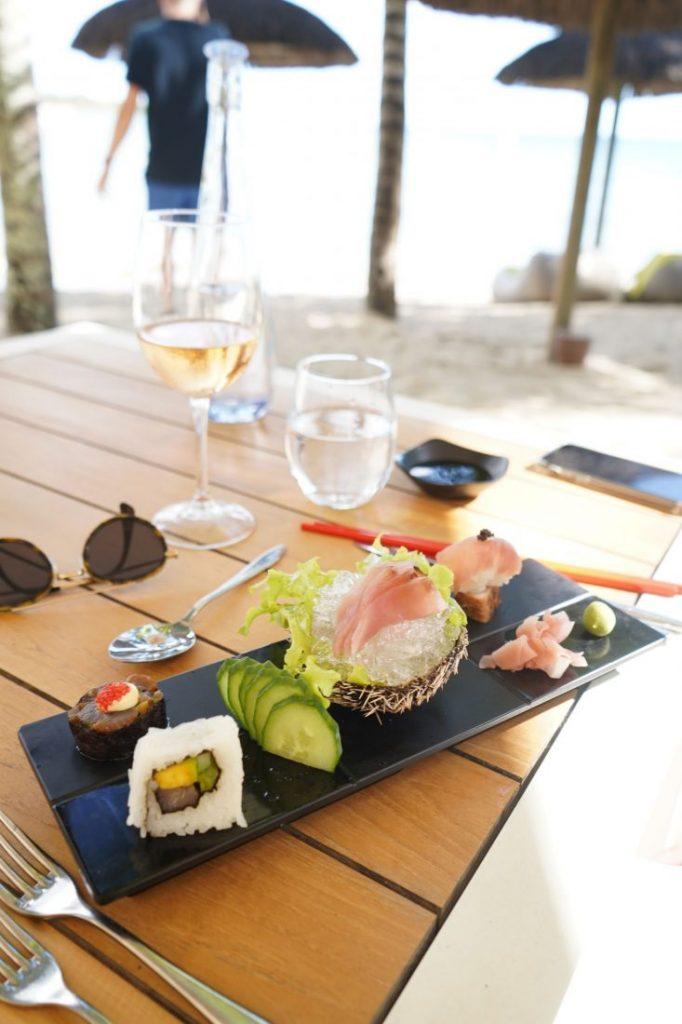 Ravenala hotel restaurant