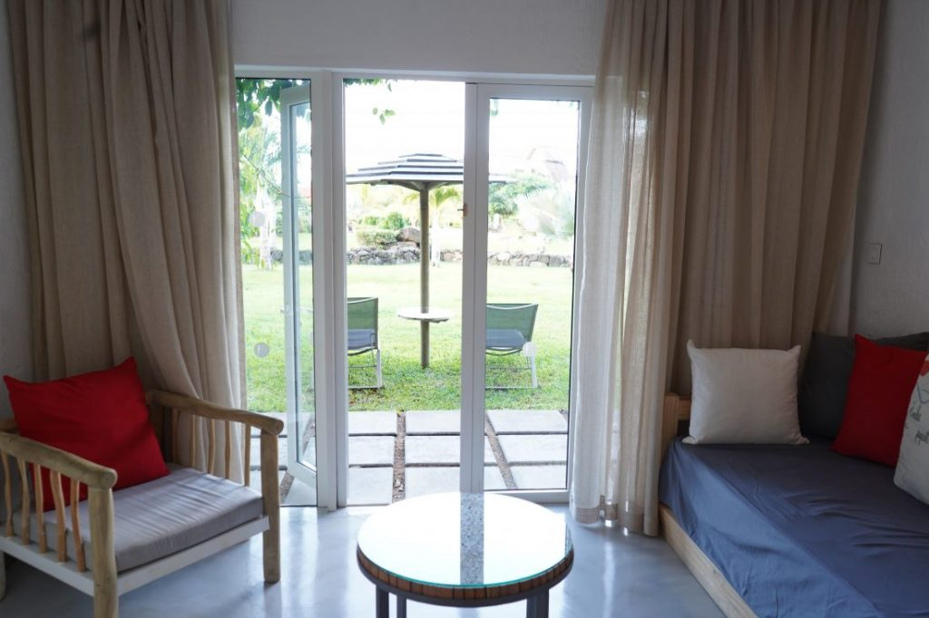 Zilwa attitude hotel room