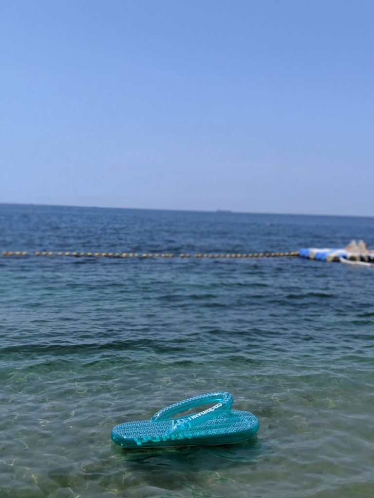 beaches on Büyükada