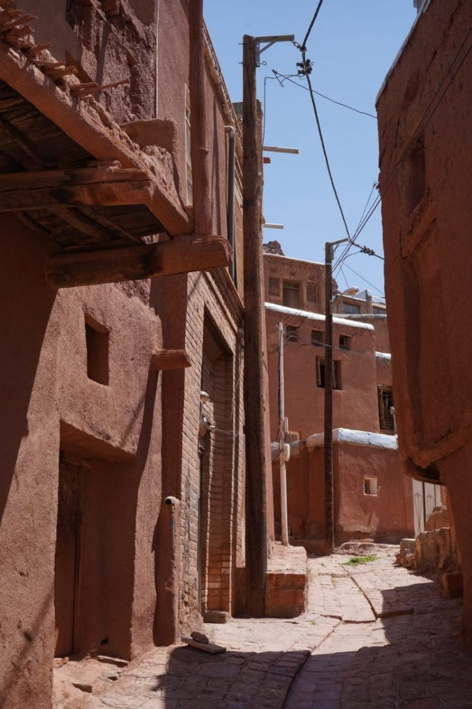 Places to visit in Iran Abyaneh village